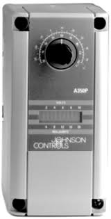 johnson controls a350p series electronic proportional plus the