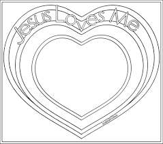 Small Picture Jesus Valentine Coloring Pages GetColoringPagescom