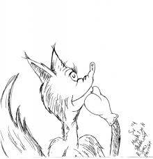 Small Picture Fox In Socks Coloring Page For Itgod Me And zimeonme