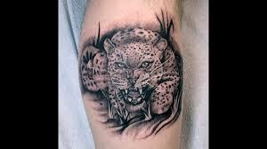 значение тату леопард фото рисунков эскизы смысл и история