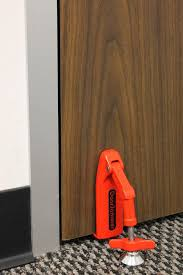 Door Stopper Security Bar Ideas Rooms Decor and Ideas