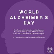 Alzheimers Quotes Delectable 48 Best World Alzheimer's Day 48 Pictures On Askideas