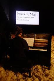La péniche La Pop - For Morton Feldman de Halory Georger