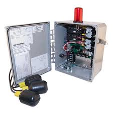 duplex electrical alternator control panel zoeller pump company