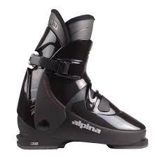 Youth Ski Boot Size Conversion Chart Alpina R4 Rear Entry Ski Boots