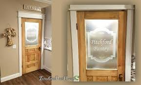 glass pantry door ideas wood with a fresh new look etched doors