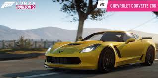 2015 Corvette Z06 Now in Forza Horizon 2   Epic Speed