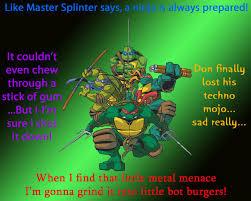 Ninja Turtle Quotes Classy Ninja Turtle Quotes Simple Best 48 Ninja Turtle Quotes Ideas On