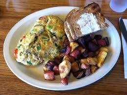 Order food online at fred's coffee shop, sausalito with tripadvisor: Omelet Picture Of Fred S Coffee Shop Sausalito Tripadvisor