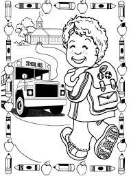 Small Picture Coloring Pages For Kindergarten First Day Coloring Coloring Pages