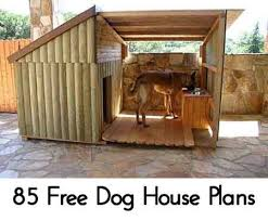 85 Free Dog House Plans - Lil Moo Creations | For the Home | Pinterest | Dog  house plans, Free dogs and Dog houses