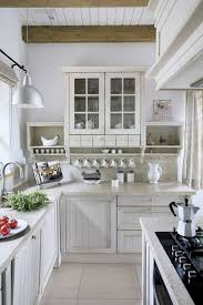 Concept White Country Kitchen 25 Small Kitchens Ideas On Pinterest In Design Inspiration