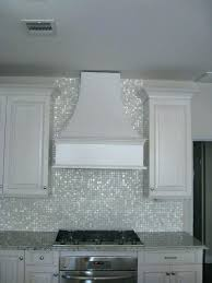 amazing mother of pearl backsplash tile for bathroom wall idea white nice view on lowe home