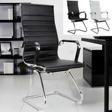 leather <b>cantilever chair</b> products for sale | eBay