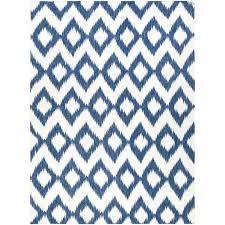 mistana kaylah blue cream ikat area rug reviews wayfair ikat area rug safavieh ikat ivory blue
