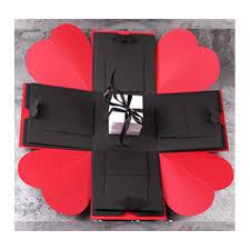 creative diy explosion box love memory photo al as birthday anniversary gifts