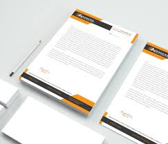 What Is Professional Letterhead Design Professional Letterhead For 5 Srfta Fivesquid