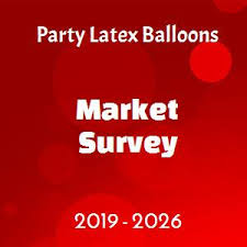 Global Party Latex Balloons Market Growth Opportunities 2019