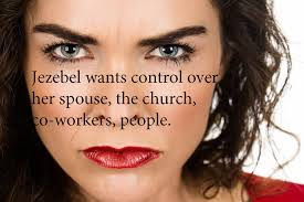 Image result for jezebel spirit in the church