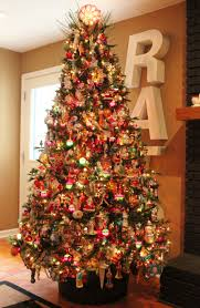Decor: Christopher Radko Ornaments With Large Tree Ornaments And ...