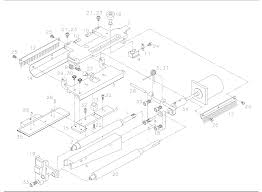 78 assembly drawings users manual model 656 636