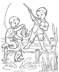 old fashioned coloring pages free 2538276