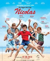 Las vacaciones del pequeño Nicolás (2014)