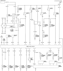 honda wiring diagrams civic honda wiring diagrams