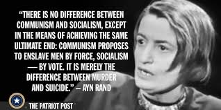 Ayn Rand Quotes Cool Quote Ayn Rand The Patriot Post