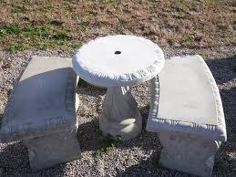 21 round small patio table patio set