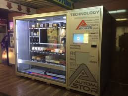 Modern Vending Machines Enchanting AStore AS48 Automatedstores