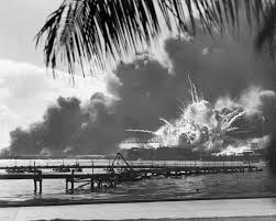 pearl harbor north carolina digital history the explosion of the u s s shaw during the attack on pearl harbor
