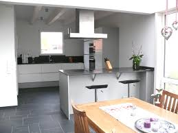 Stunning fene Küche Mit Insel Gallery House Design Ideas