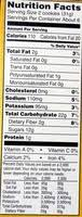 newtons fig nutrition facts