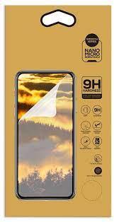 Nokia 8 Ekran Koruyucu Gold Nano Ekran Filmi Kırılmaz