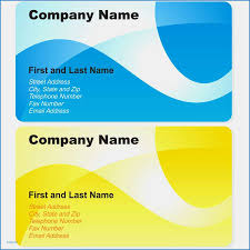 microsoft business card credit card invoice template with awesome microsoft business card