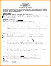 Inspiration Resume Objective For It Professional Examples For
