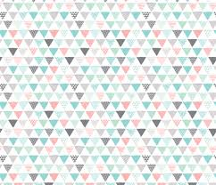 pastel aztec pattern wallpaper. Geometric Tribal Aztec Triangle Pastel Pink And Blue Modern Patterns Fabric By Littlesmilemakers On Spoonflower Throughout Pattern Wallpaper