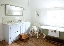 shabby chic bathroom lighting. Shabby Chic Bathroom Timber Vanity Cabinets Style Lighting