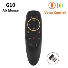 Lịch sử giá Chuột bay G10 2.4G điều khiển từ xa bằng giọng nói dùng cho  Android TV Box cập nhật 9/2021 - BeeCost