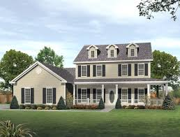 two story house with wrap around porch two story house plans with porches country house plan