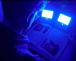 The Blue Light Story Blue Light Exposure May Help Lower Blood Pressure Study