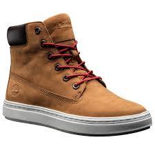 londyn sneaker boots med brown