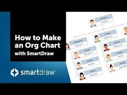 Organizational Chart Software Make Org Charts Online