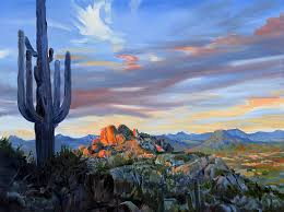 view of scottsdale arizona from pinnacle peak by warren keating all rights reserved