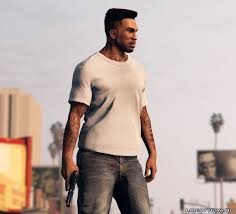 Carl Johnson HD [BETA] 3.3 for GTA 5