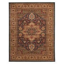 antique herima design floor area rug and runners multi