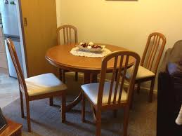 dining room furniture glasgow. Brilliant Room Morris Of Glasgow Dining Room Table And 4 Chairs IMMACULATE In Furniture S