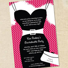 bachelorette party invite sweet wishes little black dress bachelorette party invitations