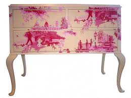 floral decoupage furniture. freshen tired furniture with the art of decoupage and wallpaper floral